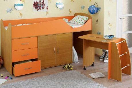 Кровать-чердак Карлсон МИНИ-5