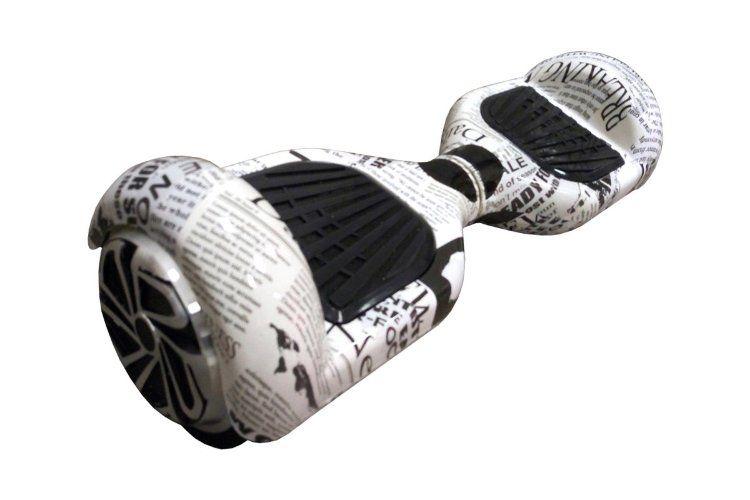 Гироскутер Smart Balance Wheel 6,5 газета